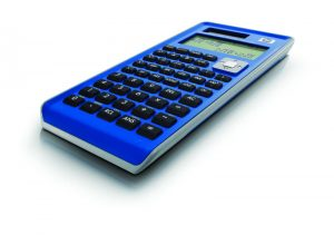 calcolatrice scientifica Hp